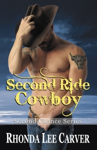Second Ride Cowboy - eBook Cover 2