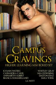 Lesson Learned in Campus Cravings Anthology