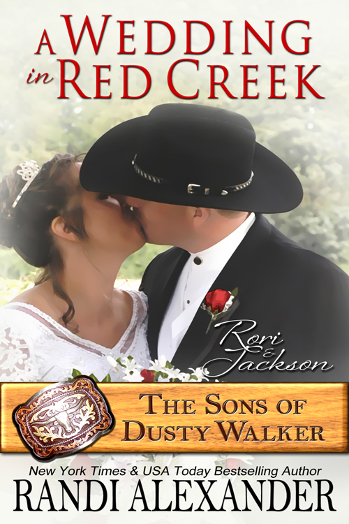 A Wedding in Red Creek by Randi Alexander